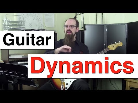 How To Control The Dynamics In Your Guitar Playing