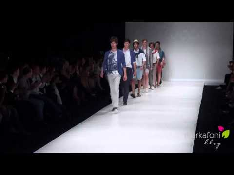 İstanbul Fashion Week 2011 Damat Tween Furkan Palalı Defile.avi