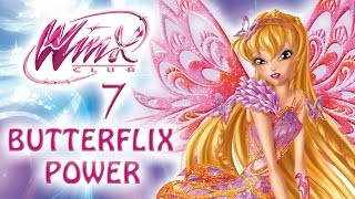 Winx Club - Temporada 7 - Butterflix Español Latino