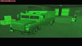 GTA San Andreas - Mission #90 - Breaking The Bank At Caligula's (HD)
