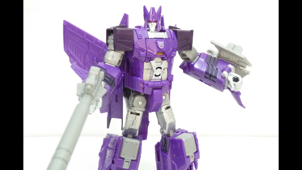Rob A Reviews Transformers Combiner - 311.8KB