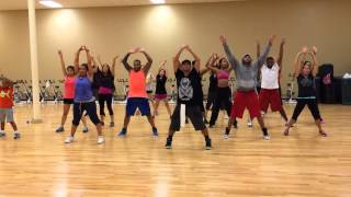 Ariana Grande Break Free (Cardio Dance Choreography)