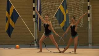 Södertälje Natalia Koseda Isabella Lillman 2016-12-03.