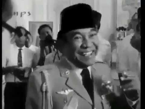 Jawaban Lucu Ir Soekarno menjawab pertanyaan wartawan asal Belanda