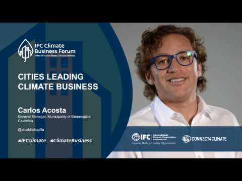 Cities Leading Climate Business