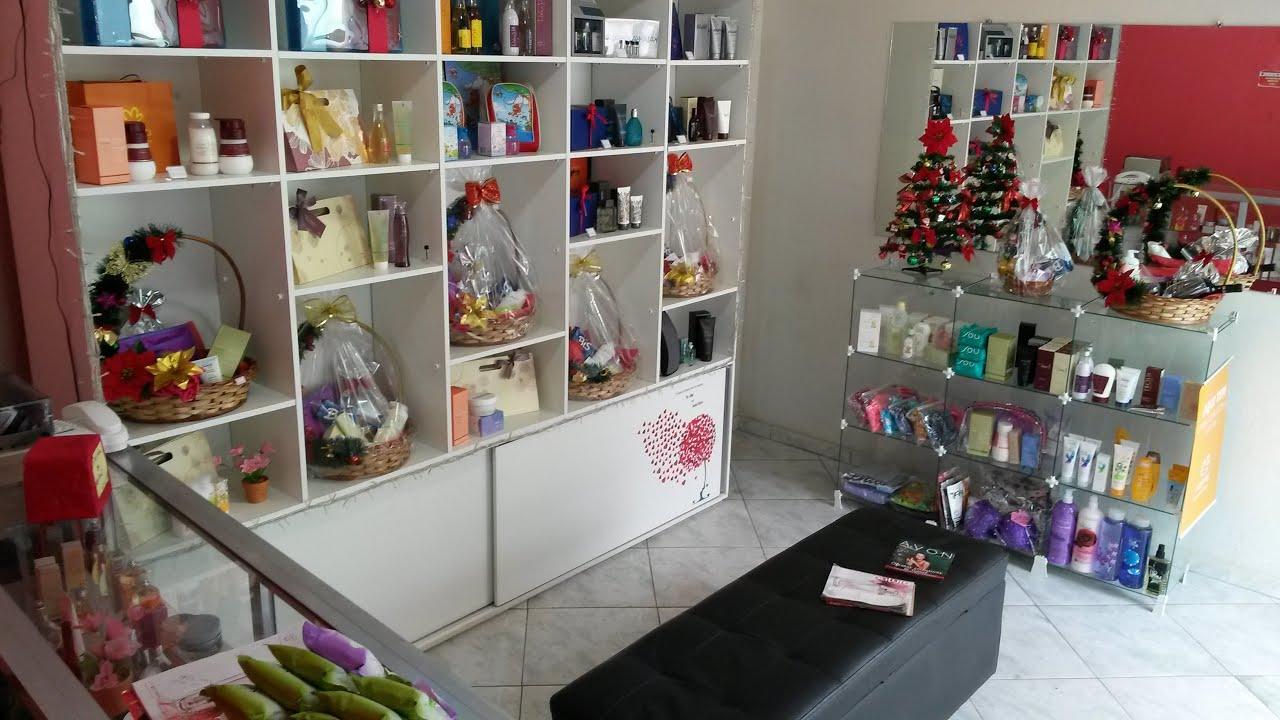 Tour pela loja Danny Liv + BLÁ BLÁ BLÁ YouTube -> Decoração De Loja Pequena De Cosmeticos