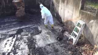 Asbestos Demo Clean Up