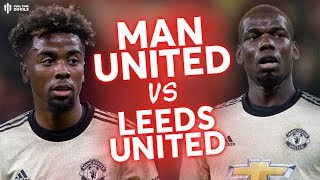 MAN UTD TOUR: McKola and Howson: Leeds United Preview
