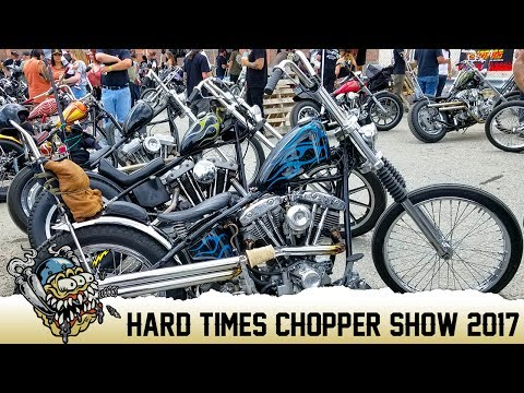 Hard Times Chopper Show 2017 Worcester, MA - Deadbeatcustoms.com