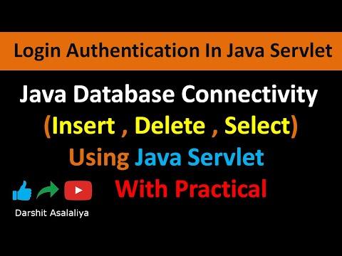 (jdbc)-insert-,-select-,-delete-in-java-servlet-|-login-authentication-using-jdbc