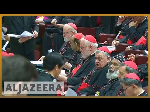 🇮🇹 Catholic priests' sex abuse victims dismiss pope's action plan l Al Jazeera English