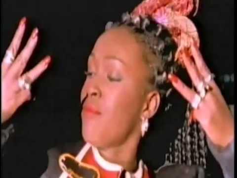 Shabba Ranks {ft. Patra,Terri & Monica} - Family Affair [Music Video]