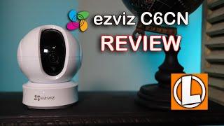 EZVIZ C6CN Dome PT WiFi Camera Review - Unboxing, Features, Setup, Settings, Video & Audio Quality