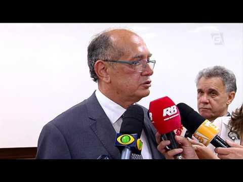 Gilmar Mendes: doação de empresas não volta