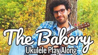 Gambar cover Arctic Monkeys - The Bakery (Ukulele Cover / Play along / Tutorial)