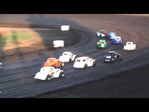 Legends feature Benton County Speedway 7/15/18