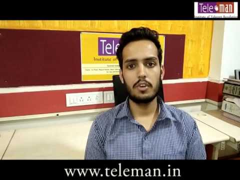 Telecom Training Institute | Teleman Review by Kaushal Placed in Marquis Technology