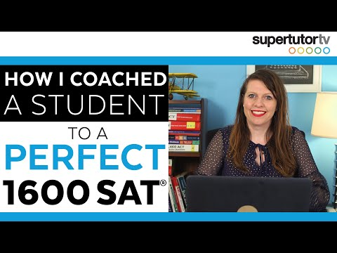 How I Coached A Student To A PERFECT 1600 On The SAT®! Tips & Tricks For Improving Your Test Score