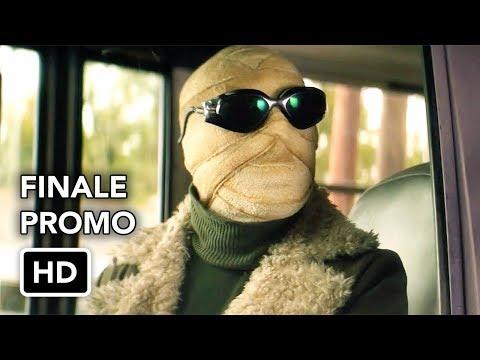 Doom Patrol season finale preview: The end is nigh