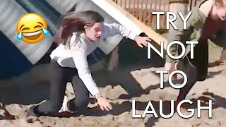 [2 HOUR] Try Not to Laugh Challenge! Funny Fails 😂 | Best Summer Fails | Funniest Videos | AFV