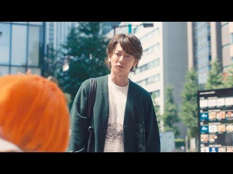 佐藤健 ハロウィンジャンボ宝くじ CM スチル画像。CM動画を再生できます。