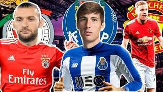 Transferencias Confirmadas ! Rumores 2020 ! Gaston Silva Benfica, J. Miranda Porto, De Beek Man Utd
