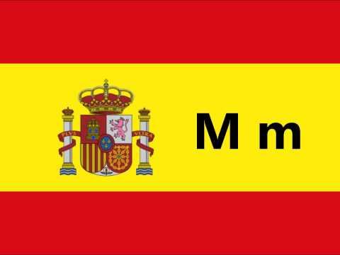 Lezioni di spagnolo: L'ALFABETO SPAGNOLO - EL ALFABETO ESPANOL