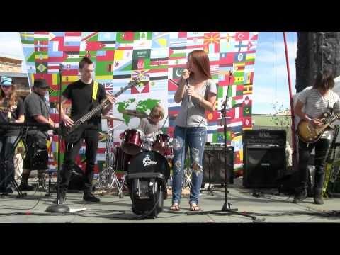 Kashmir, Music Garage, Earth Well Festival, Sunday