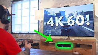 Buying an Xbox One X vs Gaming PC Build [4K 60FPS]