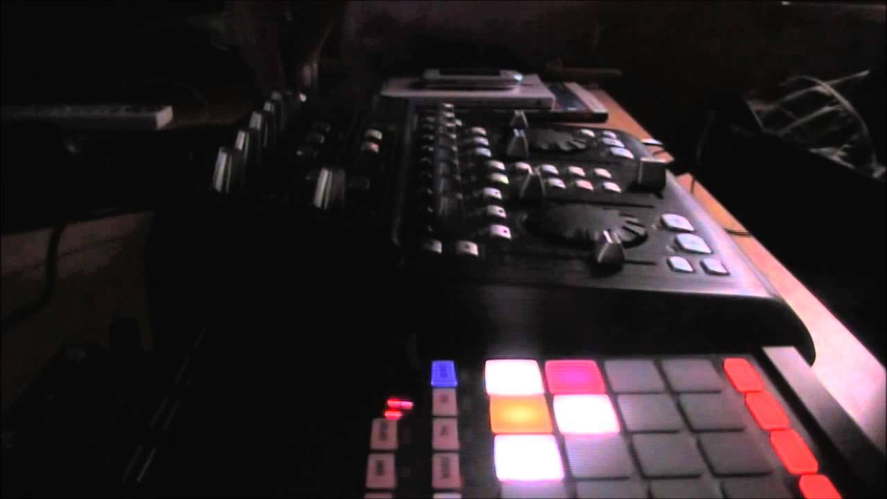 how to connect behringer bcd3000 to traktor