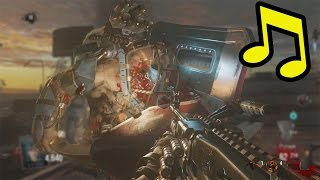 "Advanced Warfare EXO ZOMBIES ""INFECTION"" - Music EASTER EGG Tutorial! Hidden Song!"