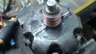 Співаючий генератор! Ремонт генератора БМВ 325 М50. Bosch 14V 25/140A.