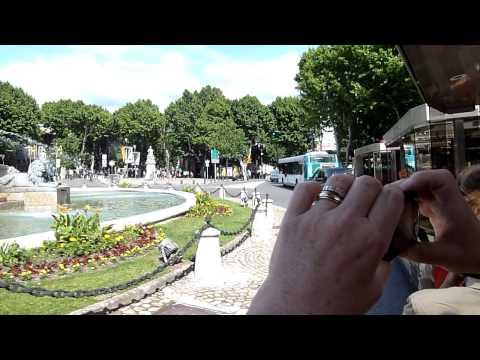 Aix-en-Provence Tourist Tram