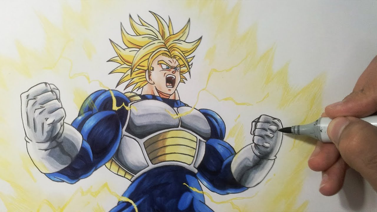 Pics For > Legendary Super Saiyan Trunks