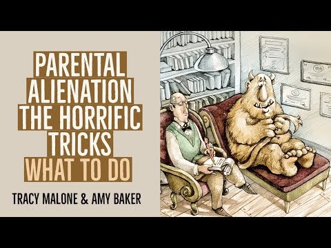 Parental Alienation Behaviors you need to understand - Dr. Amy Baker