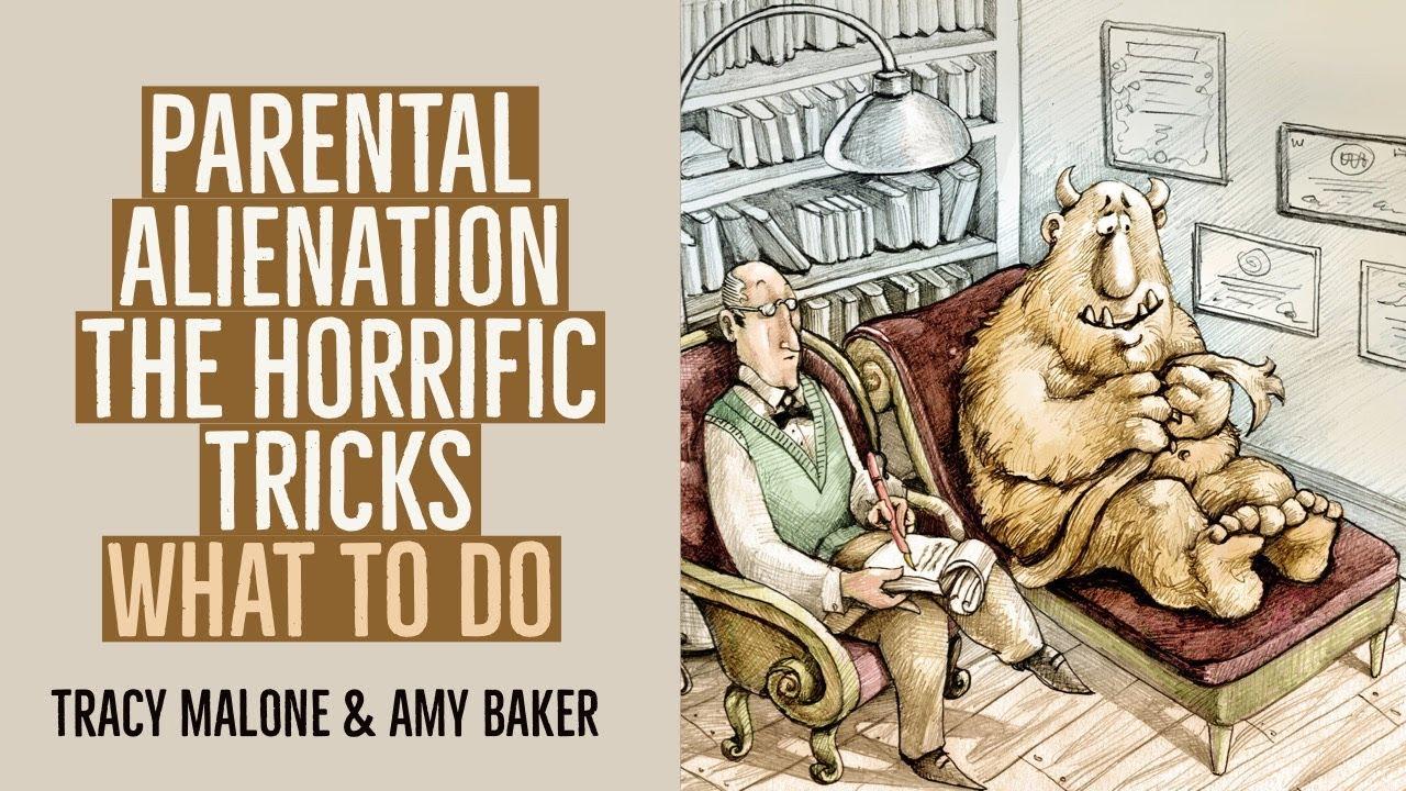 Parental Alienation Behaviors you need to understand - Dr  Amy Baker