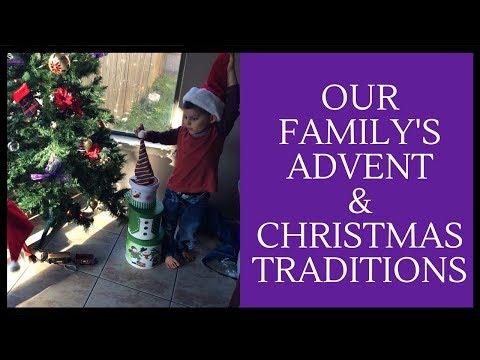 Advent & Christmas Traditions Tag