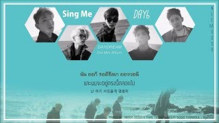 Video [Karaoke Thaisub] Sing Me - DAY6 download MP3, 3GP, MP4, WEBM, AVI, FLV Maret 2018