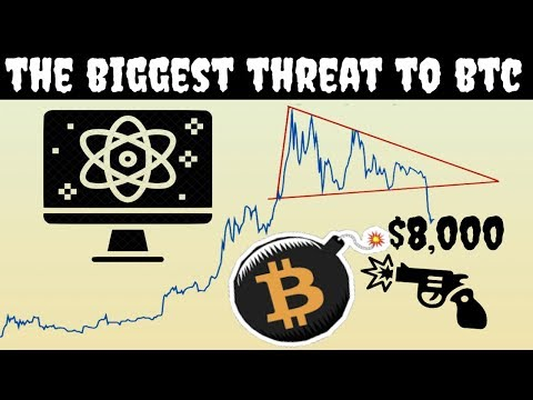 Quantum Computing | The Biggest Threat To Bitcoin??  (Must Watch)