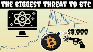 Quantum Computing   The Biggest Threat to Bitcoin??  (Must Watch)