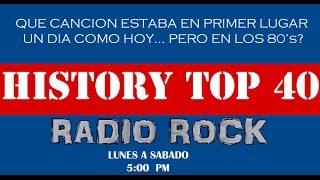 History Top 40 Vol 18 (Exitos de los 80´s del Pop Rock Internacional)