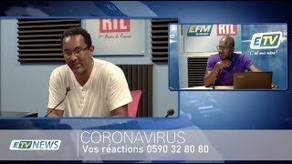 ÉDITION SPÉCIALE CORONAVIRUS - 09 AVRIL 2020 - Gabriel FOY