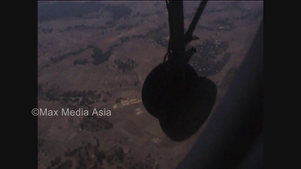 Download Laos Aerials over Phonsovan Xieng Khouang Province