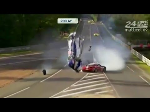 24h of le mans crash compilation 2000 2013 no music part 2 youtube. Black Bedroom Furniture Sets. Home Design Ideas
