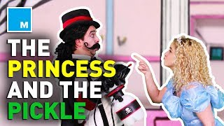 The Princess And The Pickle [KID STORIES]