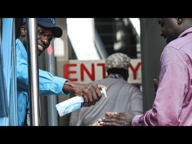 Coronavirus : l'Afrique réagit à la pandémie… BBCInfos