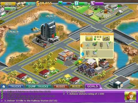 Virtual City 2: Paradise Resort - Level 4-13