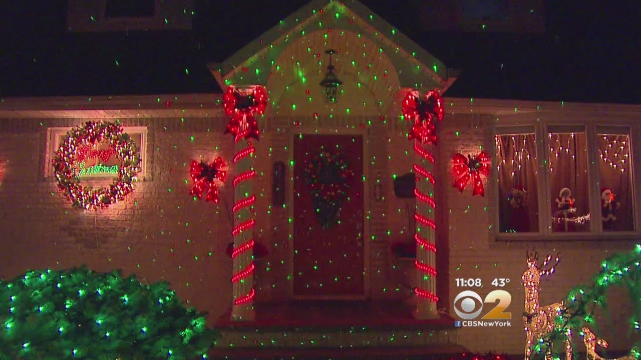 holiday laser light show dangers