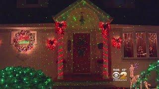 Holiday Laser Light Show Dangers