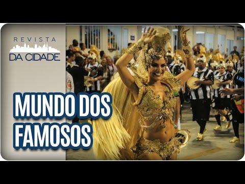 Fantasias de Carnaval e famosos prejudicados por falhas técnicas - Revista da Cidade (28/02/2017)